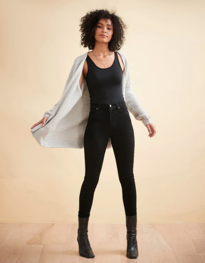 Yoga Jeans Yoga Jeans Rachel skinny HR black