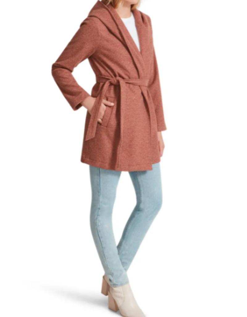 BB Dakota BB Dakota Hood For Thought Wrap Coat