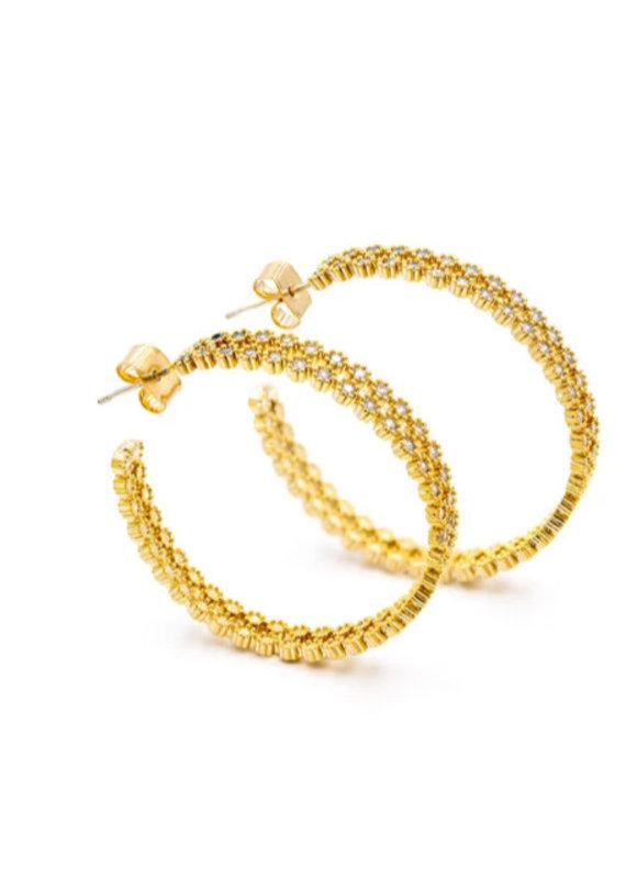 Luv & Bart Faith earrings
