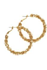 Luv & Bart Luv & Bart Christie earrings