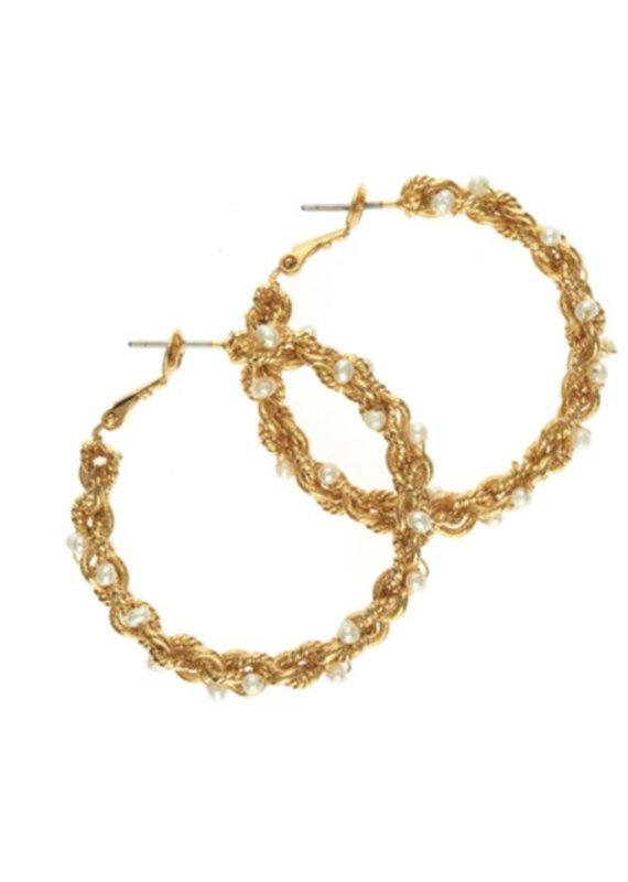 Luv & Bart Christie earrings