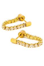 Luv & Bart Luv & Bart Margaux earrings
