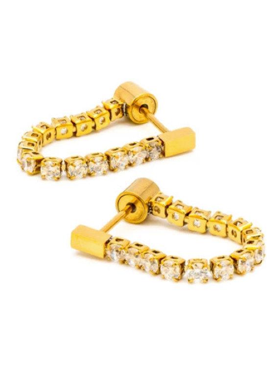 Luv & Bart Margaux earrings