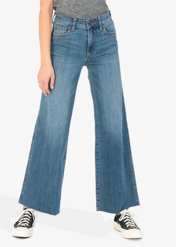 KUT Jean wide leg  Redeemed