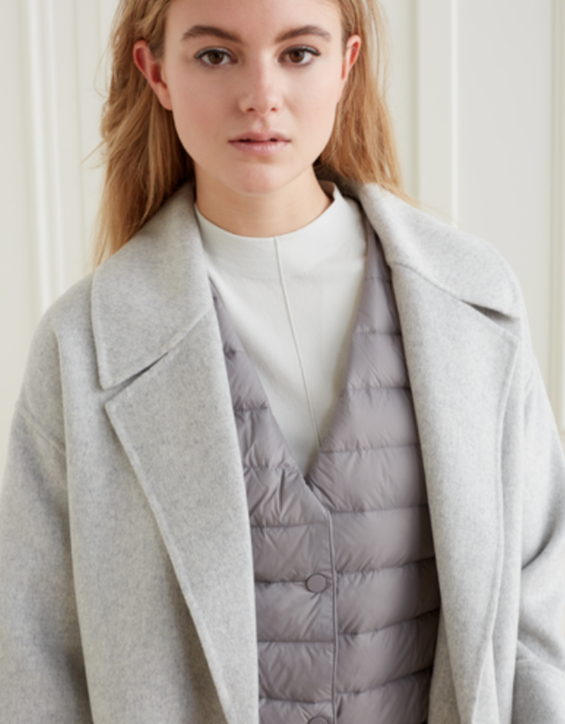 YaYa Yaya Wool coat