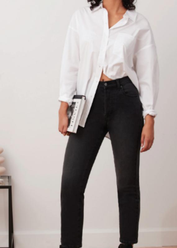 Yoga Jeans Emily Washed black