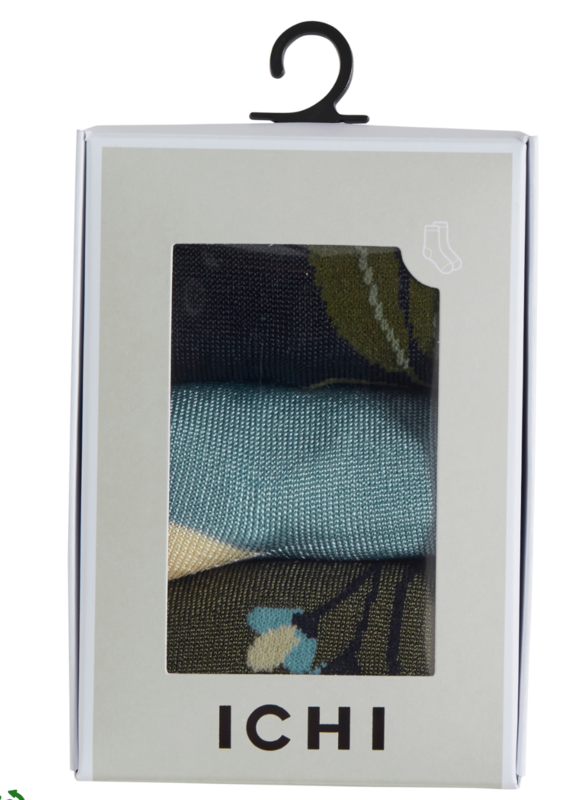 Ichi Flower Sock box