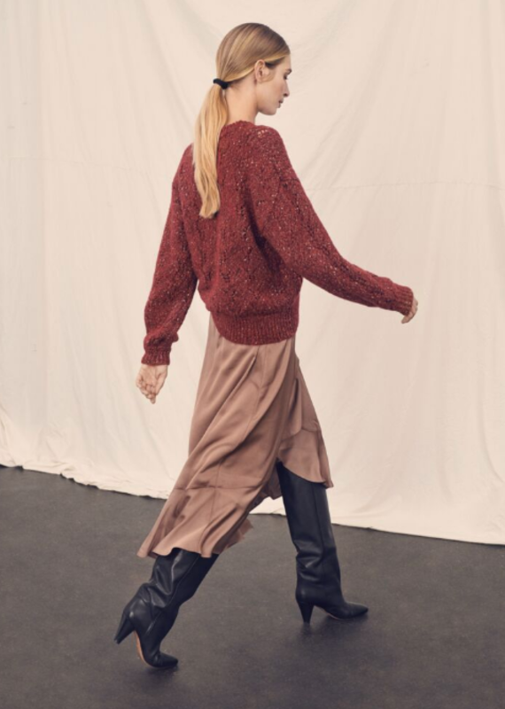 Soaked in Luxury Anabelle Pullover
