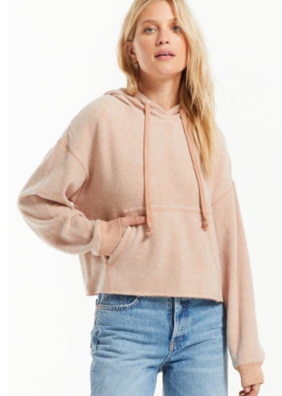 Z Supply Charlie Cozy knit hoodie