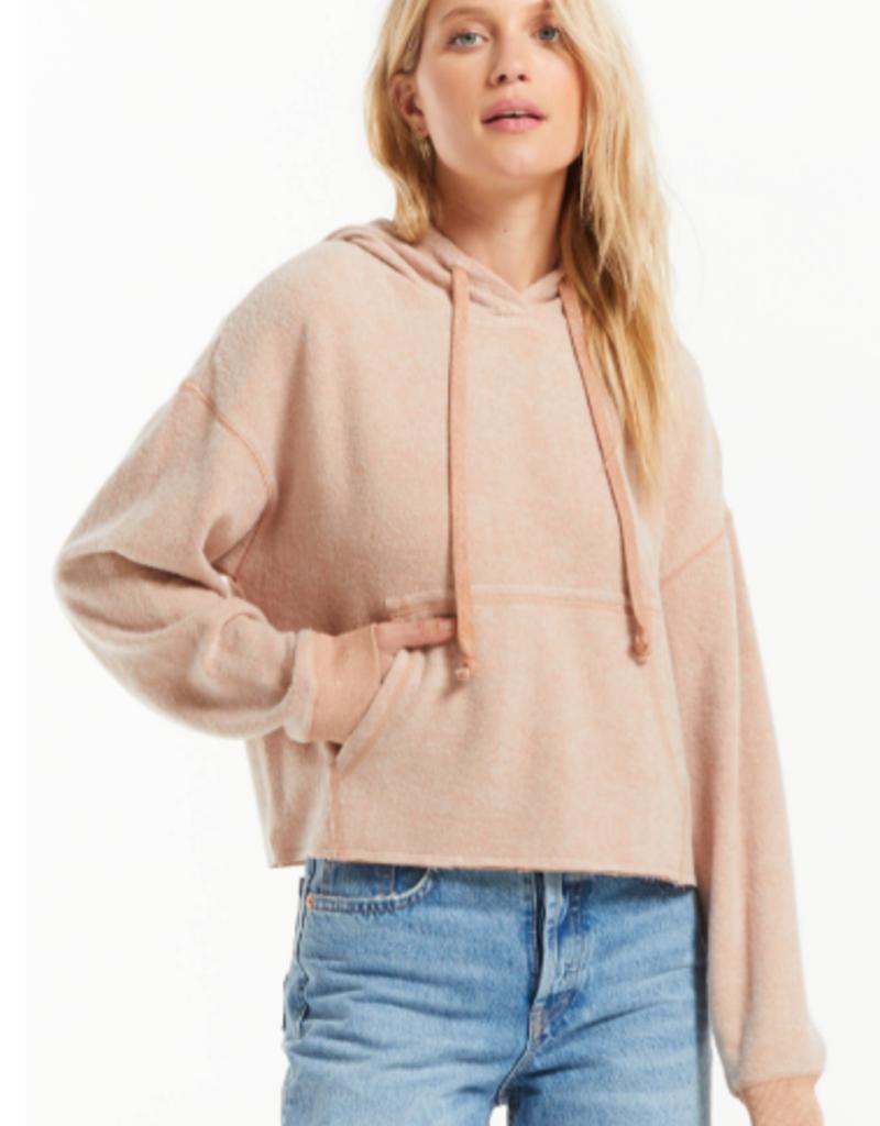 Z Supply Z Supply Charlie Cozy knit hoodie