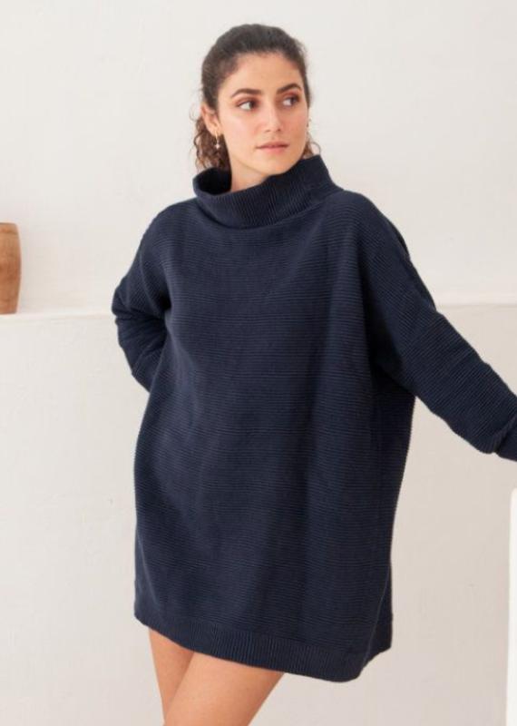Echo Verde Tao Ottoman tunic