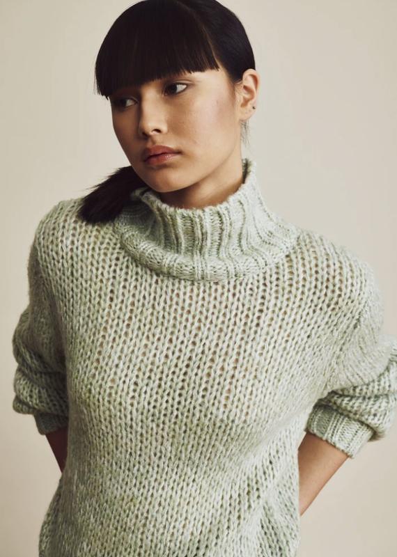 John & Jenn Fraser sweater