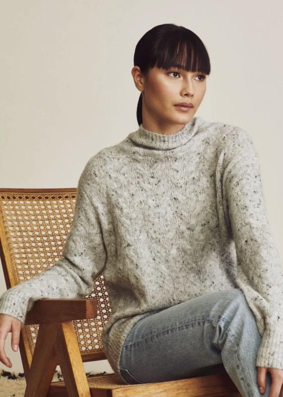 John & Jenn Morrison sweater