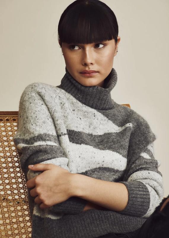 John & Jenn Jennison sweater
