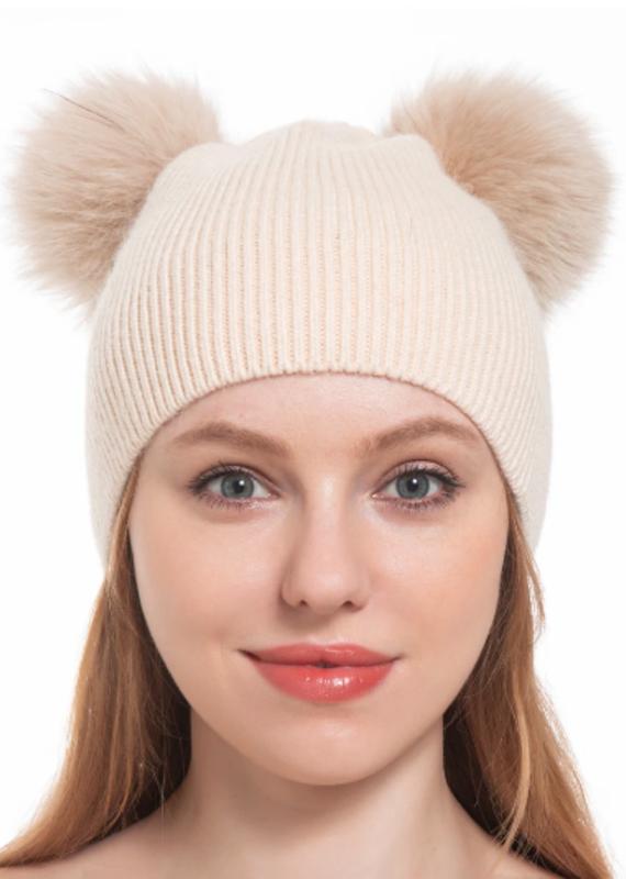 Pathz Double Pom Hat