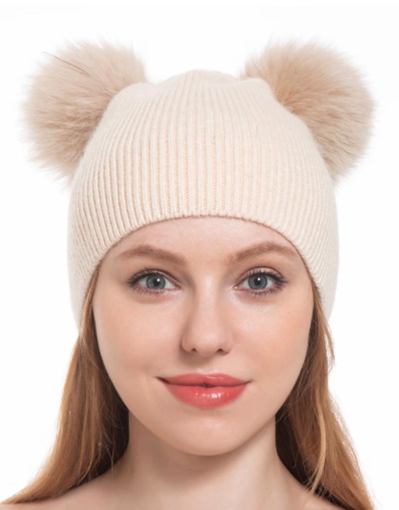 Pathz Pathz Double Pom Hat