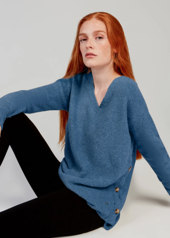 Fig Chubu Sweater