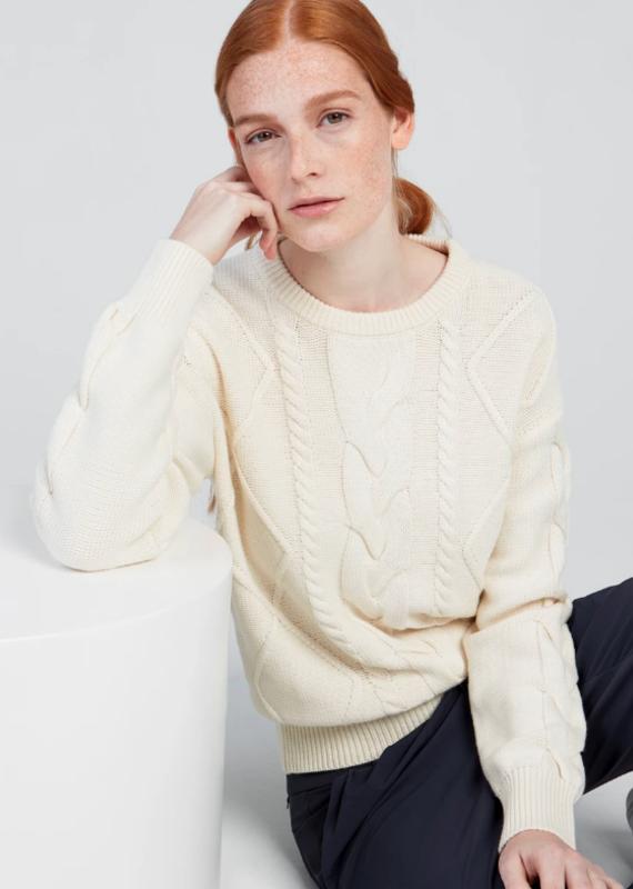 Fig Esker Sweater