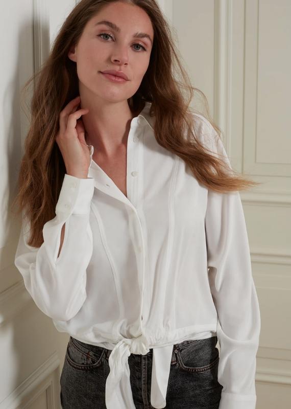 YaYa Tie blouse