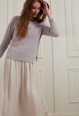 YaYa Yaya Vertical seam sweater