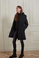 YaYa Yaya long puffer coat