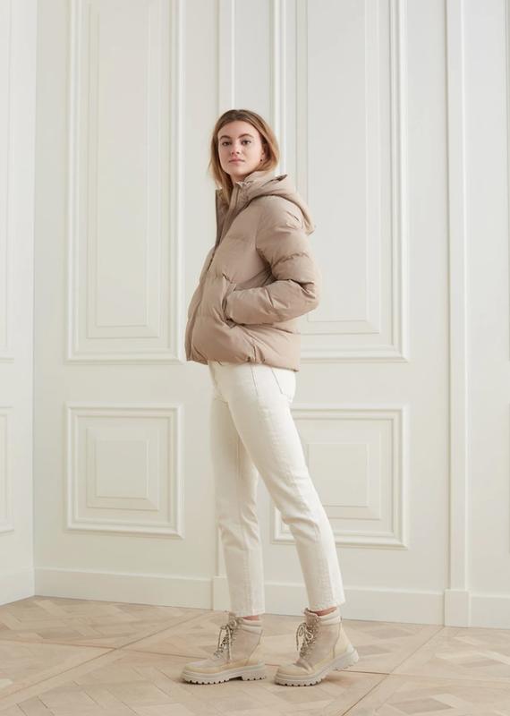 YaYa Short puffer coat