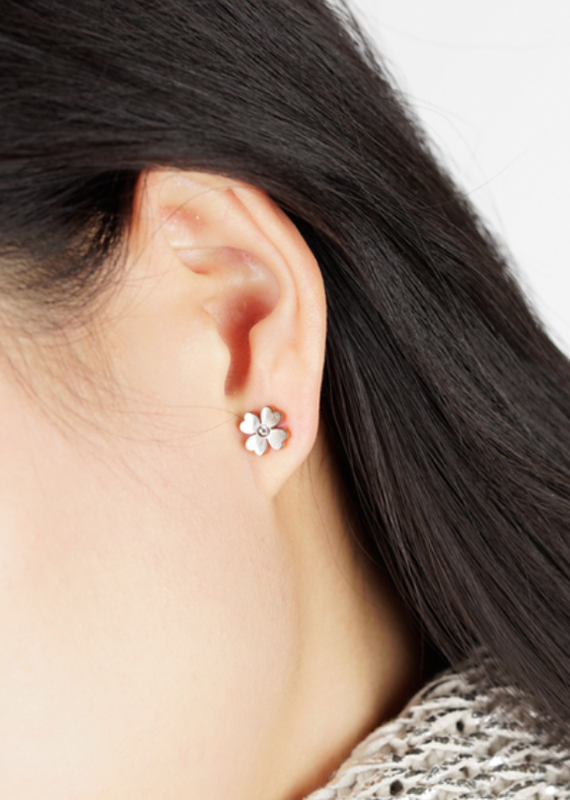 JJ+RR Clover earrings