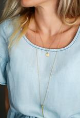 JJ+RR JJ+RR Horn necklace