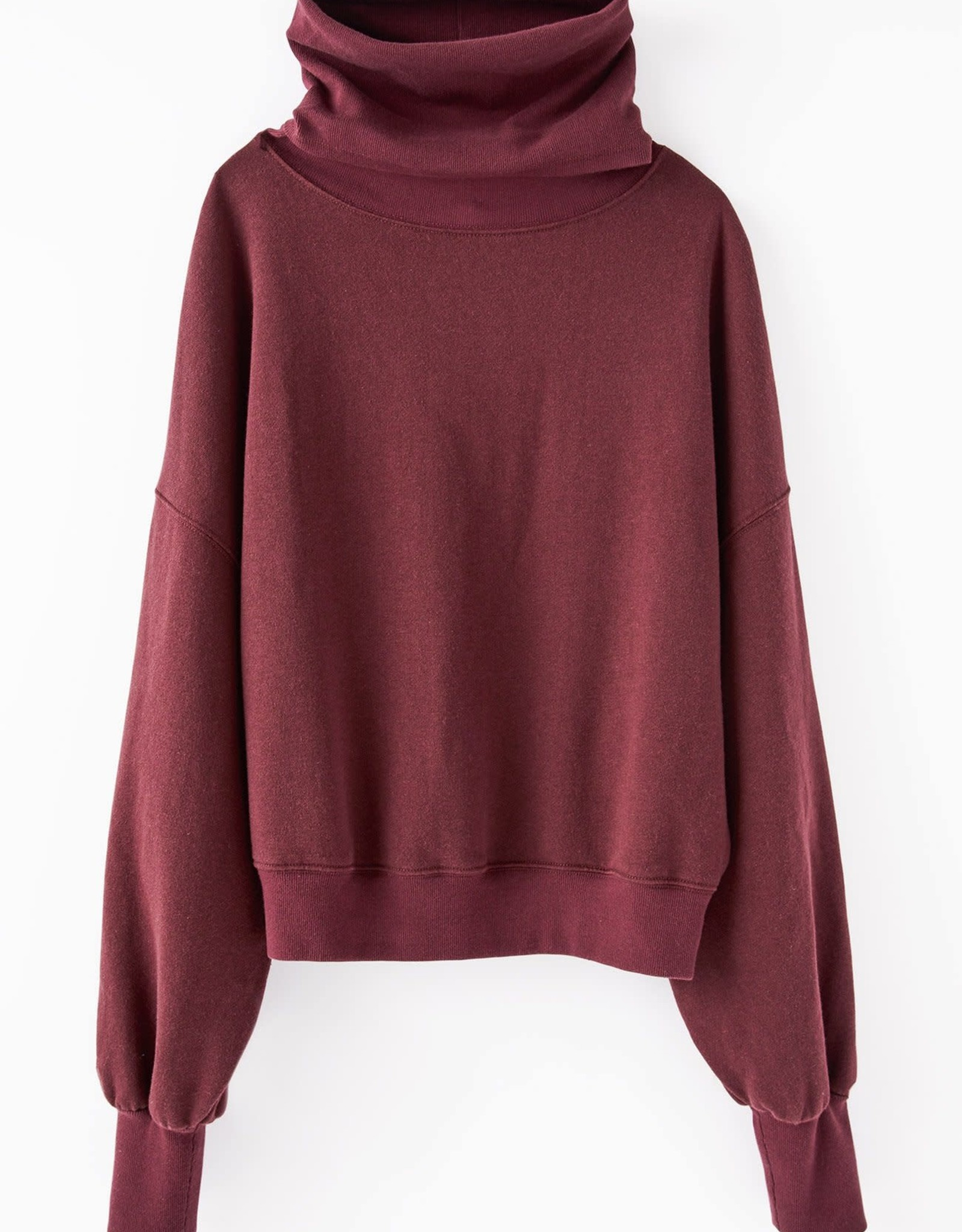 Z Supply ZT204839 Ellis Mock Pullover