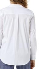 Liverpool LM8166G52 Hidden Placket Cotton Shirt