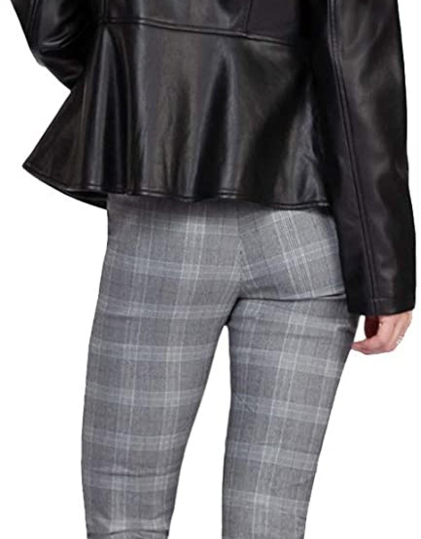 Black Tape 1629259 Faux Leather Jacket