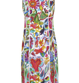 Dolcezza Print Art Dress