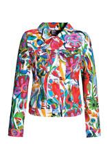 Dolcezza 21629 Print Jacket