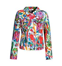 Dolcezza Print Jacket