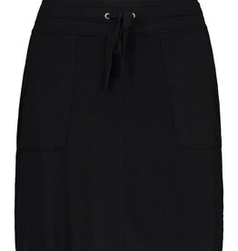 Tribal Pull-on Skort with Pockets and Drawstring Waist