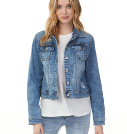 Charlie B Stretch Denim Jacket