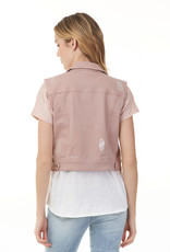 Charlie B C6165 Coloured Twill Vest