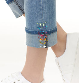 Charlie B Sequin Detail Jeans