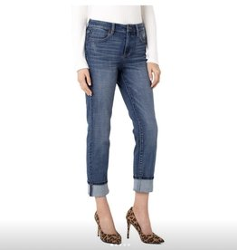 Liverpool Marley Girlfriend Distressed Jeans