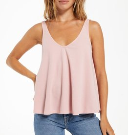Z Supply Palma Heather Organic Cotton Tank Top