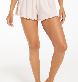 Z Supply Rose Dawn Smocked Short