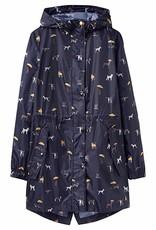 Joules 213851 GoLightly Waterproof Packaway Jacket