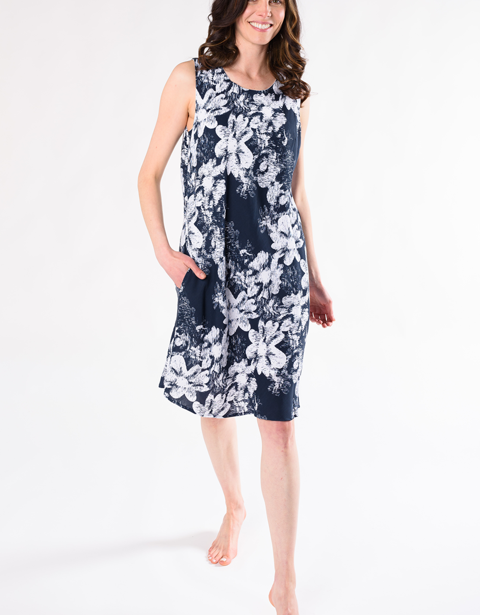 Terrera June Floral Print Dress