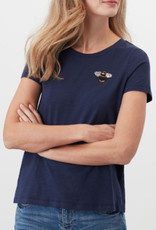 Joules 213763 Carley Classic Crew Bee Tee