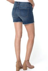Liverpool LM9062E7 100% Sustainable Vicki  Fray Shorts
