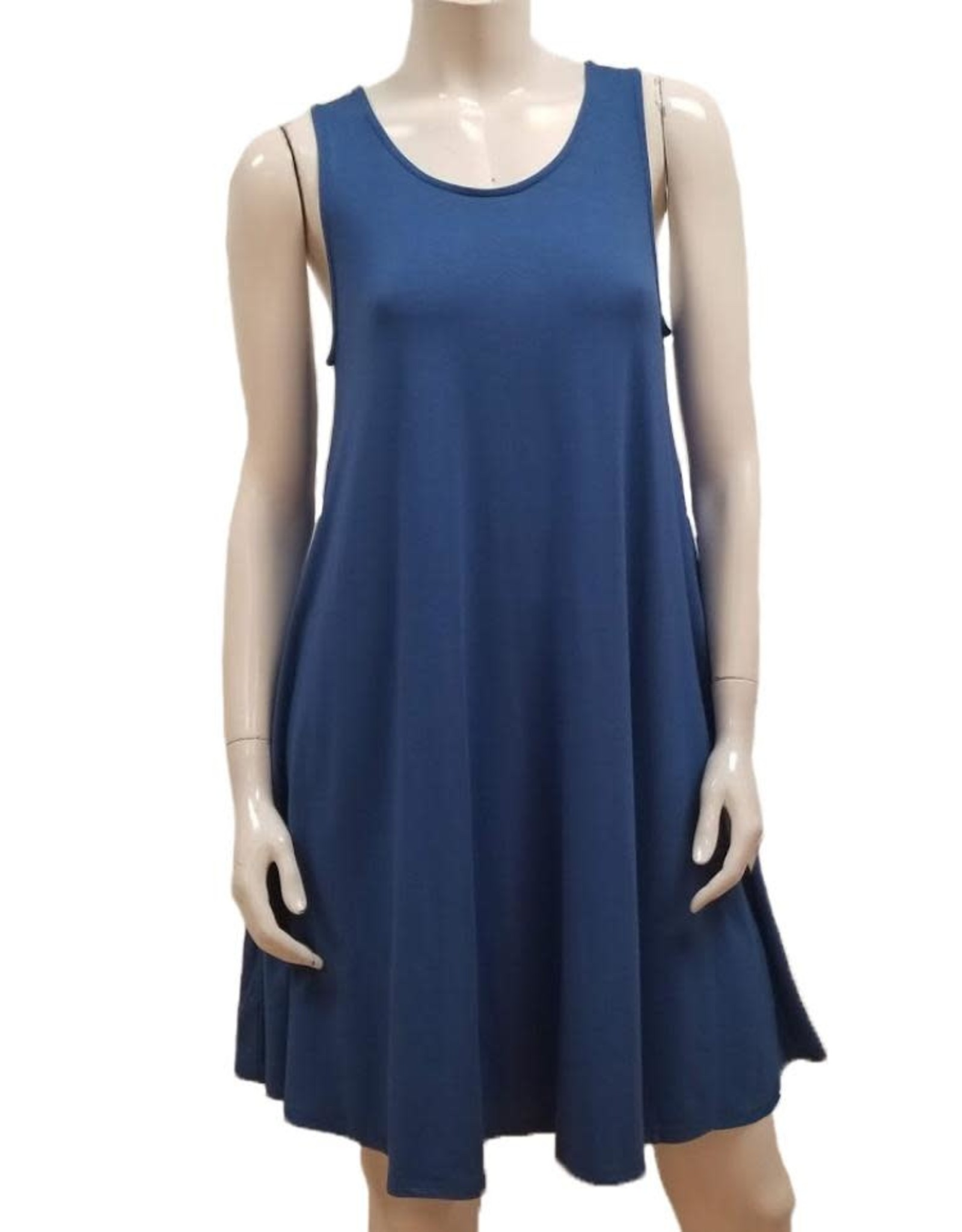 Gilmour BD-3002 Bamboo Pocket Swing Dress