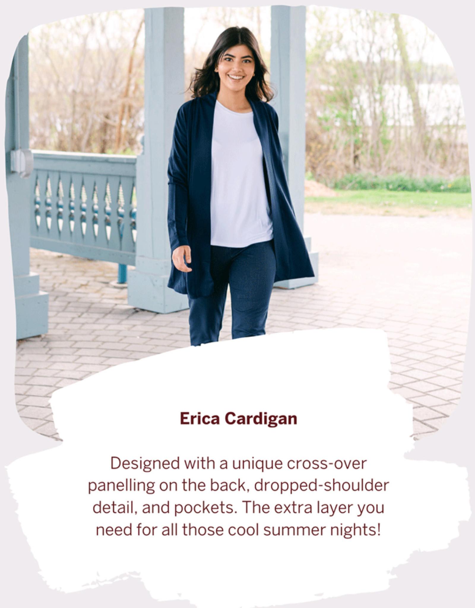 Terrera Erica Bamboo Cardigan