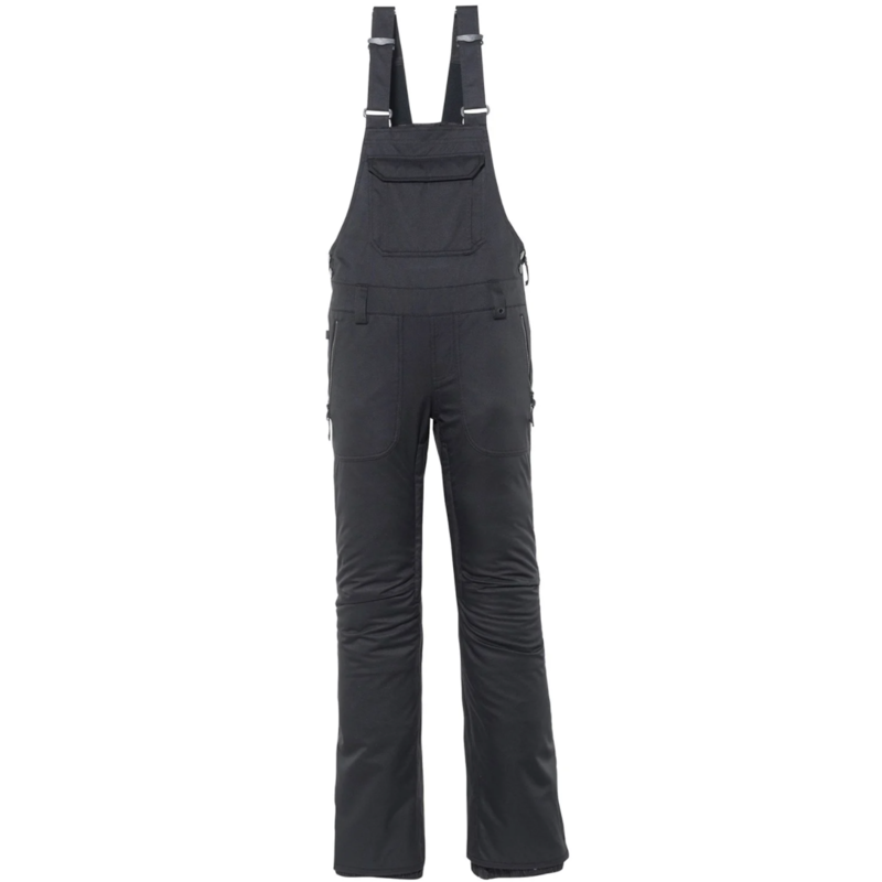 686 686 Womens Black Magic Insulated Overall - small