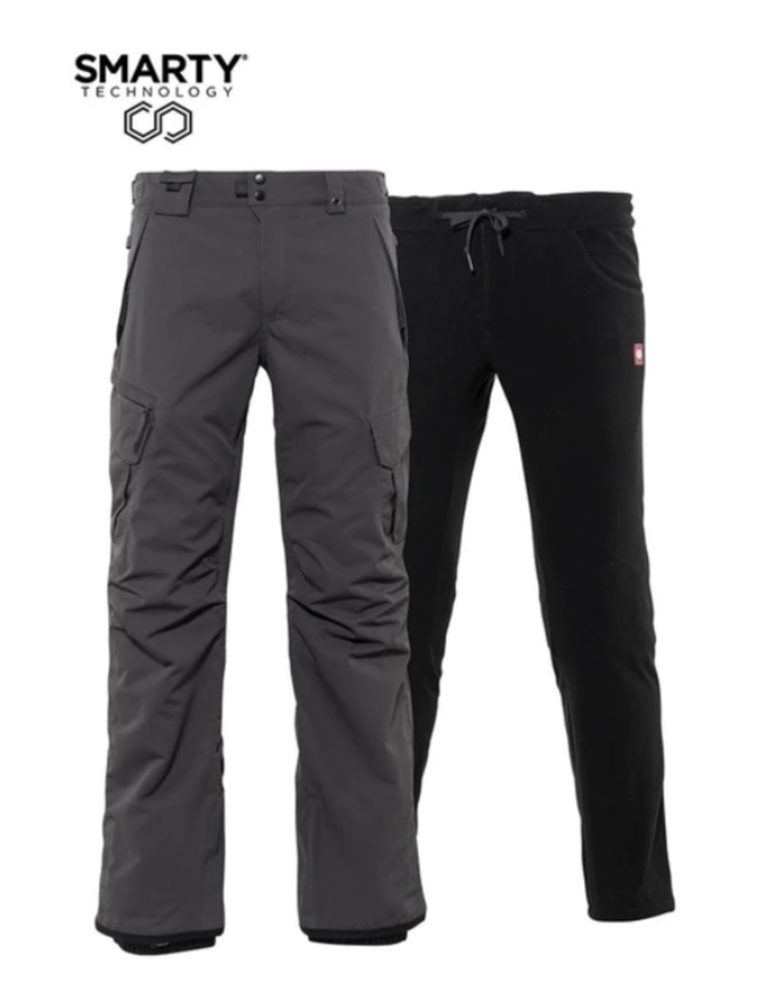 686 686 Mens SMARTY 3-in-1 Cargo Pant