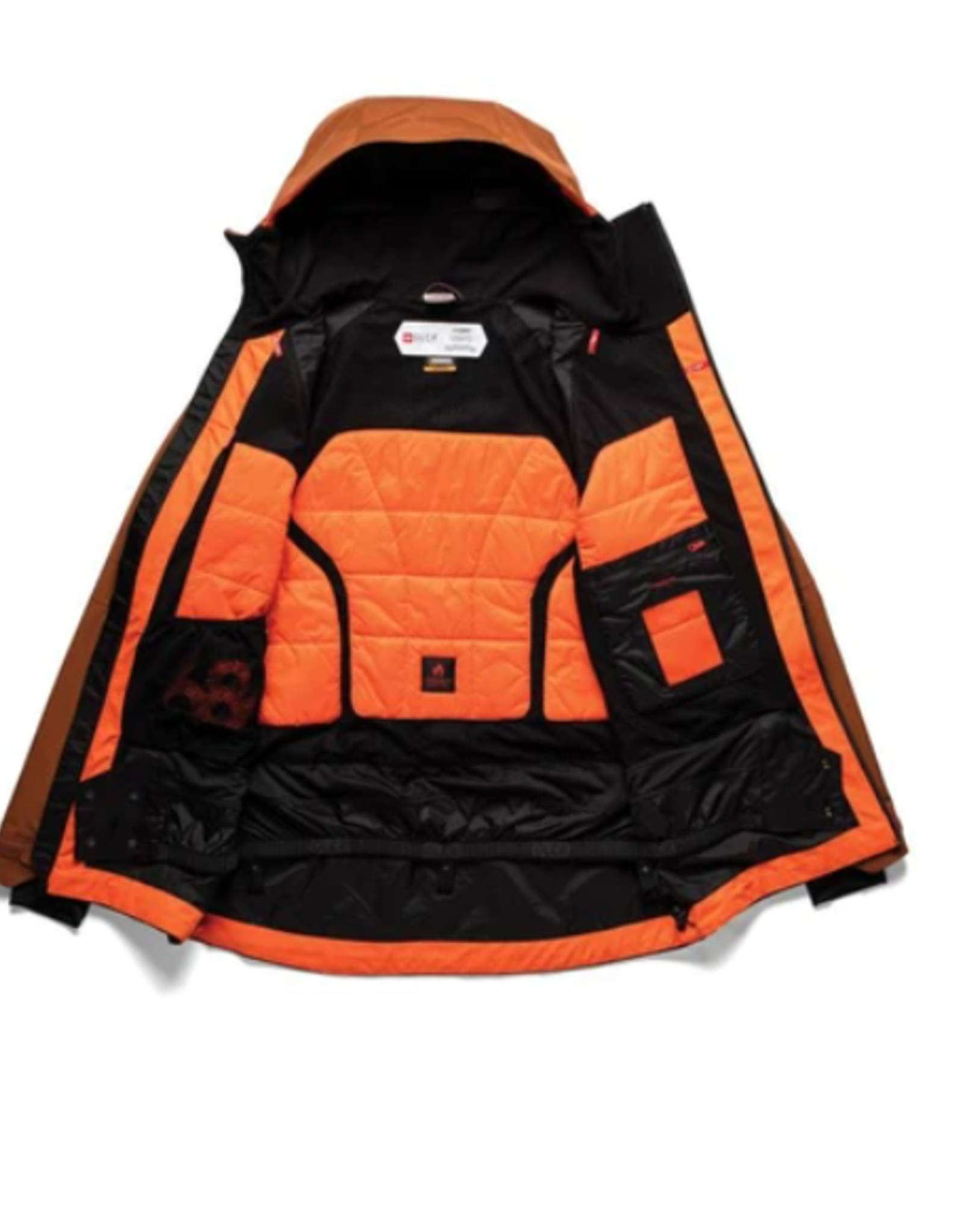 686 686 Mens Hydra Thermagraph Jacket